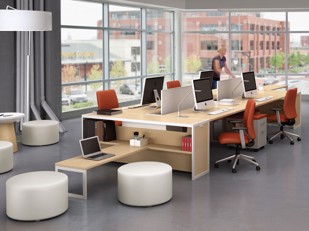 Tour 2 spacios i hakim for Office furniture layout software